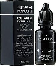 Parfumuri și produse cosmetice Ser anti-îmbătrânire cu Complex de Collagen - Gosh Donoderm Collagen Booster Serum