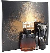 Montblanc Legend Night - Set (edp/100ml + edp/7.5ml + ash/balm/100ml)  — Imagine N2
