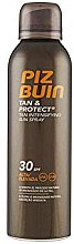 Parfumuri și produse cosmetice Spray de protecție solară pentru corp - Piz Buin Tan&Protect Tan Intensifying Sun Spray SPF30