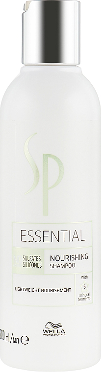 Șampon nutritiv - Wella SP Essential Nourishing Shampoo