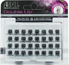 Parfumuri și produse cosmetice Set de gene individuale - Ardell Double Double Up Lashes Long Black