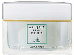 Parfumuri și produse cosmetice Acqua Dell Elba Essenza Men - Cremă cu acid hialuronic pentru corp