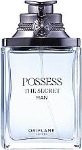 Parfumuri și produse cosmetice Oriflame Possess The Secret Man - Apă de parfum