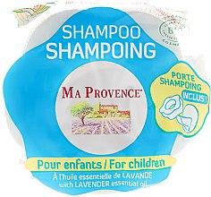 Parfumuri și produse cosmetice Șampon solid pentru copii - Ma Provence Shampoo