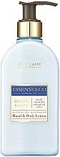 Parfumuri și produse cosmetice Loțiune cu extract de iris și salvie pentru mâini și corp - Oriflame Essense & Co. Hand&Body Lotion