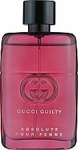 Parfumuri și produse cosmetice Gucci Guilty Absolute Pour Femme - Apă de parfum