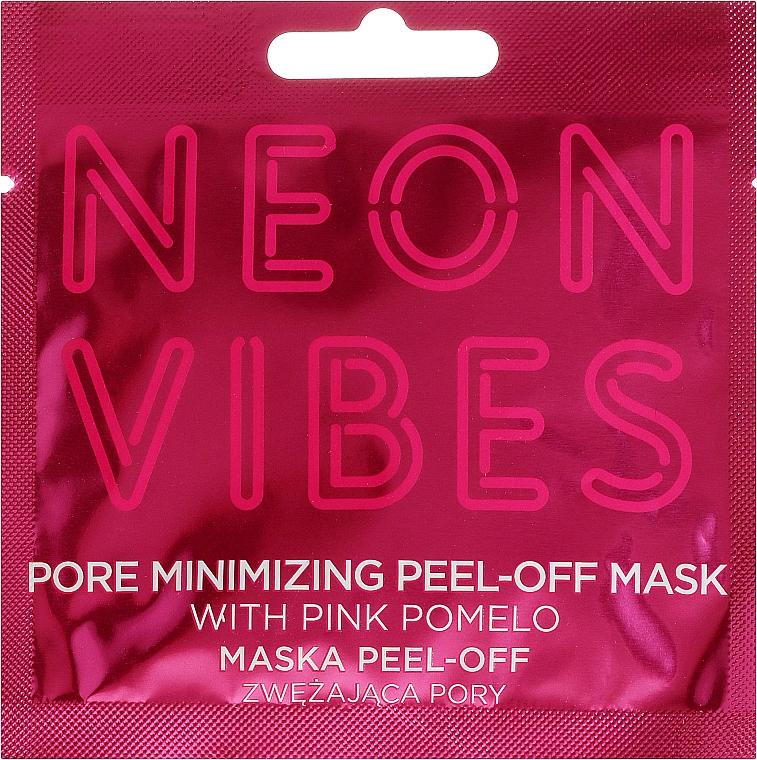 Mască de față - Marion Neon Vibes Pore Minimizing Peel-off Mask