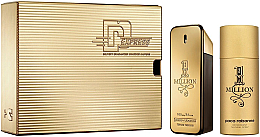 Parfumuri și produse cosmetice Paco Rabanne 1 Million - Set (edt/100 + deo/150)