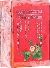 """Parfumuri și produse cosmetice Săpun cu glicerină """"Fresh de căpșune"""" - Le Cafe de Beaute Glycerin Soap"""
