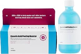 Parfumuri și produse cosmetice Peeling Booster glicolic pentru față - A'pieu Glycolic Acid Peeling Booster