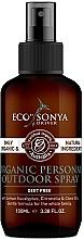 Parfumuri și produse cosmetice Spray de corp - Eco by Sonya Citronella Personal Outdoor Spray