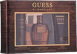 Parfumuri și produse cosmetice Guess by Marciano - Set (edt/100ml + sh/gel/200ml + deo/226ml)