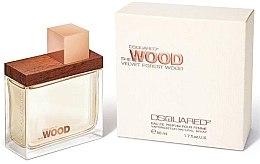 Parfumuri și produse cosmetice DSQUARED2 She Wood Velvet Forest Wood - Apă de parfum