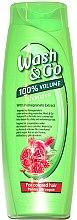 Parfumuri și produse cosmetice Șampon cu extract de rodie pentru păr vopsit - Wash&Go