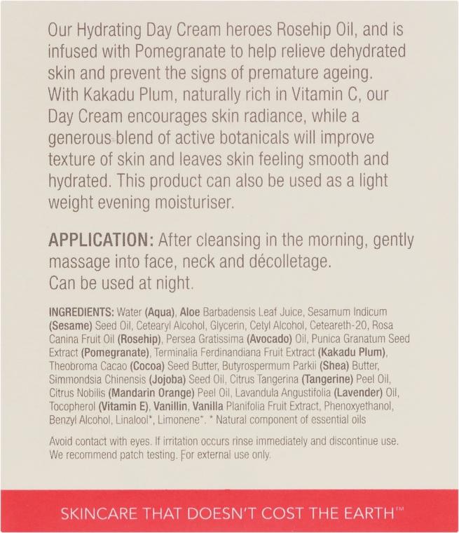 Cremă hidratantă de zi pentru față - Sukin Rose Hip Hydrating Day Cream — Imagine N6