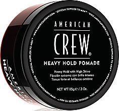 Parfumuri și produse cosmetice Pomadă pentru slyling ultra rezistentă - American Crew Heavy Hold Pomade