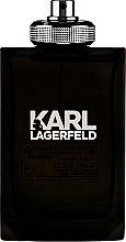 Parfumuri și produse cosmetice Karl Lagerfeld Karl Lagerfeld for Him - Apă de toaletă (tester fără capac)
