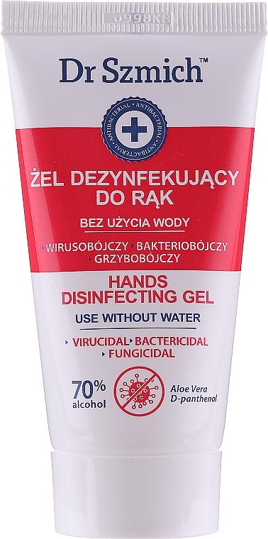 Gel dezinfectant pentru mâini - Dr. Szmich Hands Disinfecting Gel