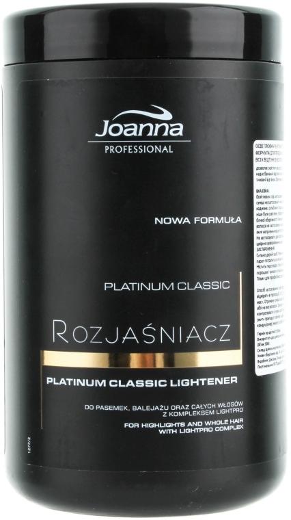 Iluminator pentru păr Platinum Classic - Joanna Professional Lightener — Imagine N1