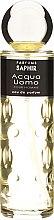 Parfumuri și produse cosmetice Saphir Parfums Acqua Uomo - Apă de parfum