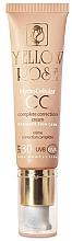 Parfumuri și produse cosmetice CC Cremă anti-îmbătrânire - Yellow Rose Hydrocellular CC Cream SPF30