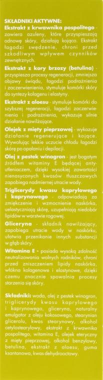 Balsam calmant de corp - Sylveco — Imagine N3