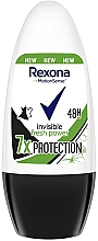 Parfumuri și produse cosmetice Antiperspirant roll-on - Rexona Invisible Fresh Power