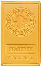 "Parfumuri și produse cosmetice Săpun natural ""Afine"" - Stara Mydlarnia Body Mania Seaberry Natural Soap"