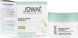Parfumuri și produse cosmetice Mască purificatoare de față - Jowae Masque Argile Purifiant Purifying Clay Mask