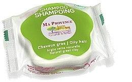 """Bio-șampon pentru păr gras """"Argilă verde"""" - Ma Provence Shampoo — Imagine N1"""