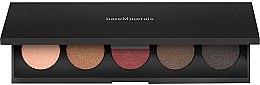 Parfumuri și produse cosmetice Paletă farduri de ochi - Bare Escentuals Bare Minerals Bounce & Blur Eyeshadow Palette Dusk