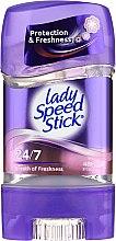 "Parfumuri și produse cosmetice Deodorant ""Val de prospețime"" - Lady Speed Stick Breath of Freshness Antiperspirant Deodorant Gel Stick Women"