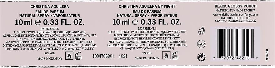 Christina Aguilera - Set (edp/10ml + edp/10ml + bag) — Imagine N2