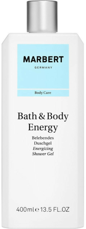 Gel de duș - Marbert Bath & Body Energy Invigorating Showergel — Imagine N1