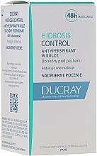 Parfumuri și produse cosmetice Antiperspirant - Ducray Hidrosis Control Roll-On Anti-Transpirant