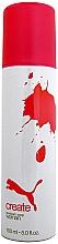 Parfumuri și produse cosmetice Puma Create Woman Deodorant - Deodorant spray