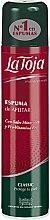 Parfumuri și produse cosmetice Spumă de ras - La Toja Hidrotermal Classic Shaving Foam