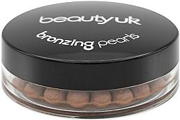 Parfumuri și produse cosmetice Bronzer perle pentru față - Beauty UK Bronzing Pearls