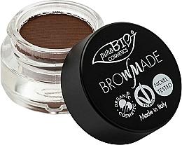 Parfumuri și produse cosmetice Pomadă pentru sprâncene - PuroBio Cosmetics BrowMade Brow Pomade