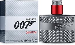 Parfumuri și produse cosmetice James Bond 007 Quantum - Apă de toaletă