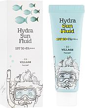 Parfumuri și produse cosmetice Fluid de protecție solară - Village 11 Factory Hydra Sun Fluid SPF 50+ PA++++