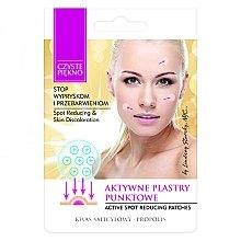Parfumuri și produse cosmetice Patch-uri pentru piele problematică - Czyste Piekno Active Reducing Patches