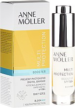 Parfumuri și produse cosmetice Gel pentru față - Anne Moller Blockage Multi-Protection Booster SPF50+