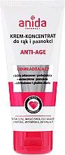 Parfumuri și produse cosmetice Cremă de mâini și unghii - Anida Pharmacy Anti Age Hand Cream