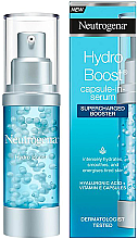 Parfumuri și produse cosmetice Ser facial - Neutrogena Hydro Boost Supercharged Booster