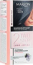 Parfumuri și produse cosmetice Șampon fără amoniac pentru păr vopsit - Marion Two-Step Shine Reflex Color Shampoo