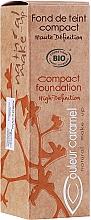 Parfumuri și produse cosmetice Fond de ten compact - Couleur Caramel Compact Foundation