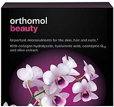 Parfumuri și produse cosmetice Vitamine pentru piele și păr, sticlă - Orthomol Beauty