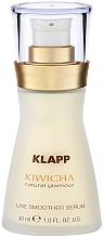 Parfumuri și produse cosmetice Ser facial împotriva ridurilor - Klapp Kiwicha Line Smoother Serum