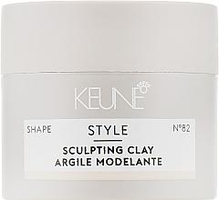 Parfumuri și produse cosmetice Argilă pentru modelarea părului №82 - Keune Style Sculpting Clay (mini)